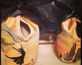 Specialty Custom Special Order Pointe Shoes
