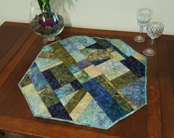 Almost Octagon Table Topper