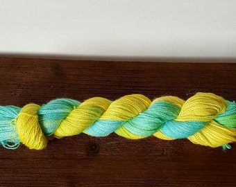 100% Baby Alpaca lace weight yarn (437 yards)