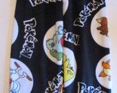 Pokemon fleece pajama bottoms