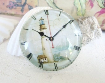 LightHouse glass 25mm cabochons