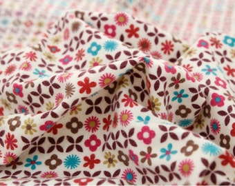 Brushed Cotton Fabric By The Yard