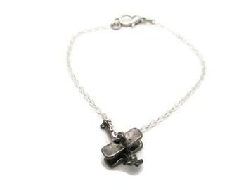 Airplane Bracelet Airplane Jewelry Flight Attendants Gifts Under 20  Plane Bracelet Plane Jewelry