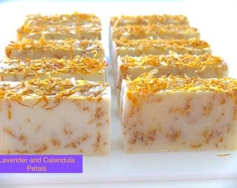 Lavender/Calendula Soap
