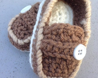 Cute Little Loafers - Baby Sizes
