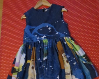 Vintage toy story dress age 5 year