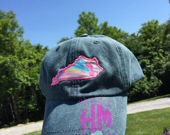 State Lily Pulitzer Ball Cap | Pigment Dyed | Any State