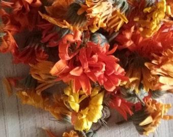 Organic Calendula. 1 oz. Calendula officinalis. Flower. Kosher. Non-irradiated. Dried. Non-GMO Herbs.