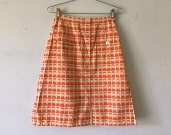 Vintage Skirt - Studio Picone Rome