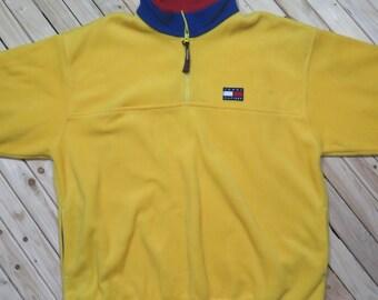 Tommy Hilfiger vintage Fleece pullover