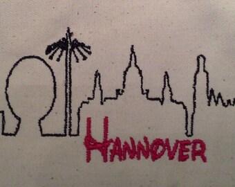Skyline Hanover instant download