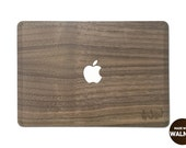 Real Wood Skin for Macbook Pro and Air free shipping worldwide