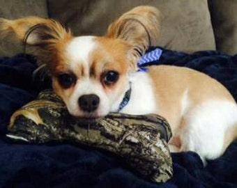 Mossy Oak Squeeker Dog Toy