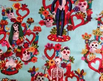 La Vida by Alexander Henry cotton fabric