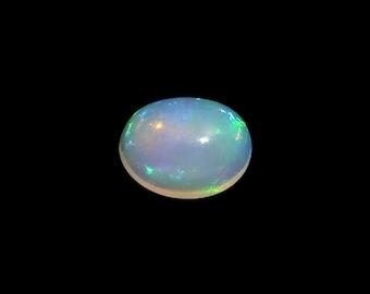 Ethiopian Welo Opal Loose Gemstone Cabochon Oval 1A Quality 5x4mm TGW 0.20 cts.