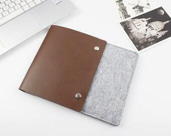 felt Microsoft Surface Pro 4 case, Surface Laptop case, Surface Pro 2017 & keyboard case, Surface Laptop sleeve, Surface Book sleeve SJ230