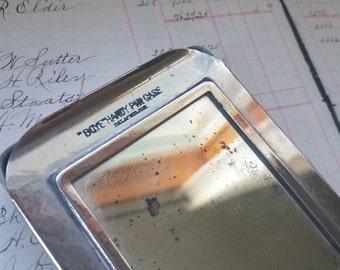 Antique Boye Handy Pin Case The Boye Needle Company