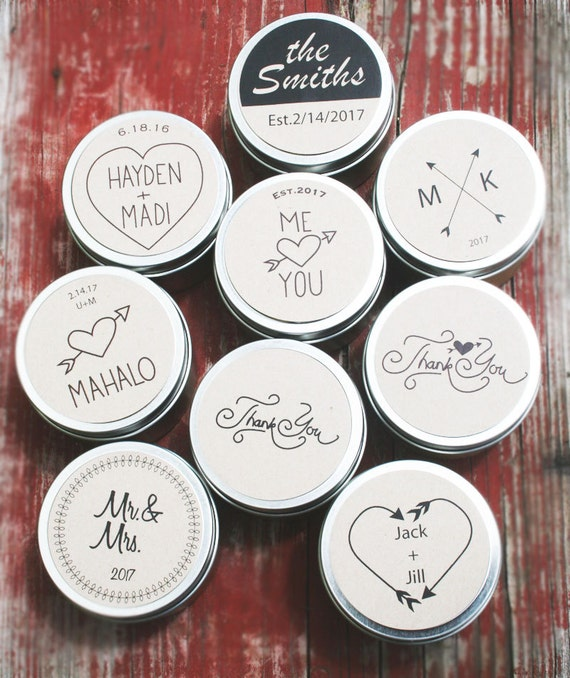 Soy candle favors wholesale wedding favors rustic wedding for Cheap wedding decorations in bulk