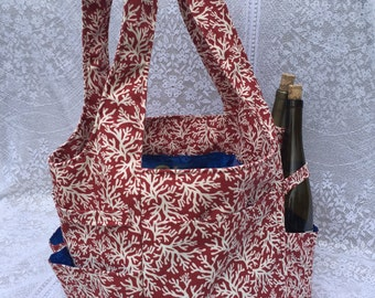 Picnic/ Shopping/ Carryall Bag