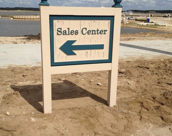 Builders signs, Commercial Signs, Custom signs, HDU signs, Housing signs,Business signs. directional signs.
