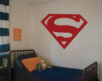 Superman Wall Decal - sp3 (25)