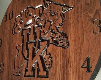 University Of Kentucky Clock