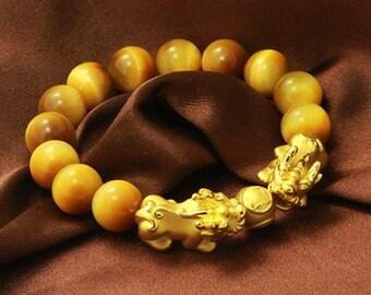 Bracelet dragon handmade