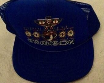 Branson  Missouri U.S.A. trucker hat