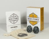 Beer Stones Set - 2 Hops - Perfect Your Pint!