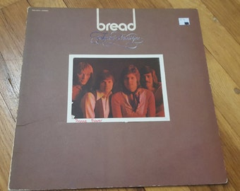 Bread - Baby I'm a Want You - Album Record LP