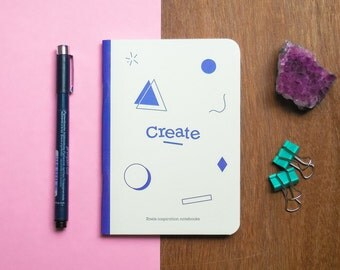 Roels inpsiration notebooks - Create edition with inspirational texts and illustrations