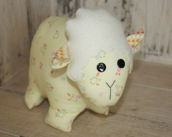 Baa Baa Sheep Softie Kit