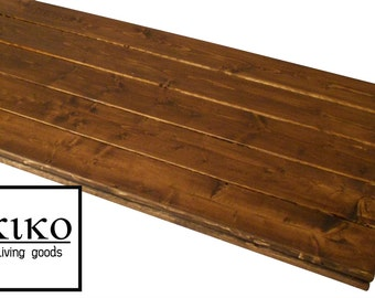 Extra large Serving Tray, extra large ottoman tray, large tray, extra large tray, wood tray, rustic tray