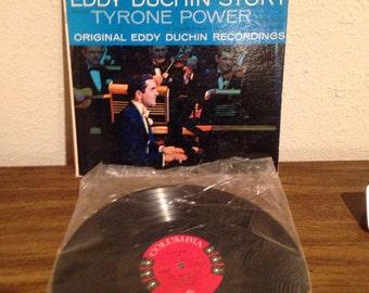 Original Eddy Duchin Movie Soundtrack Recording on Vinyl Record Album