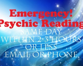 Emergency Psychic Reading Same Day Psychic Reading Lynn Kinman Psychic Medium Emergency Psychic Same Day Psychic Love Reading