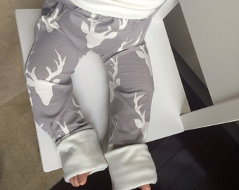 Gender Neutral Maxaloones, Grow With Me Pants, Cute Baby Pants, New Baby Outfit, Outdoor Camp Leggings