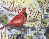 Cardinal Wall Decor, Card...