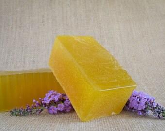 Lemon Zest Organic Soap