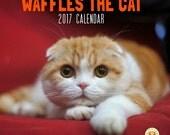 Waffles 2017 Calendar