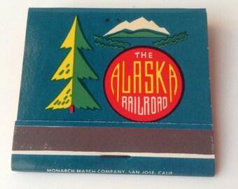 Alaska Matchbook