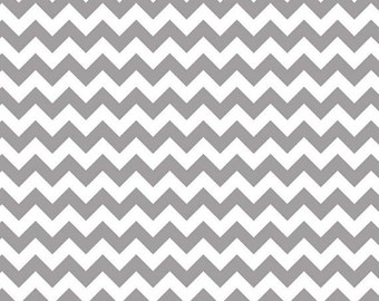 For Bob - Chevron - Small Gray