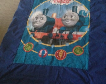 Thomasthe Tank Engine Doona and pillow case kids character