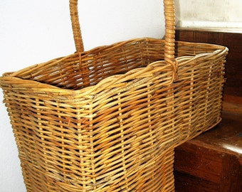Sale! Staircase Caddy Basket.