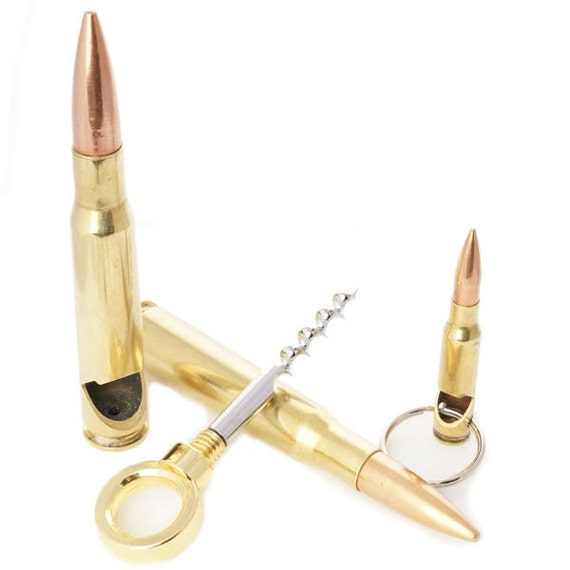 50 caliber bmg real bullet corkscrew bullet bottle opener and. Black Bedroom Furniture Sets. Home Design Ideas