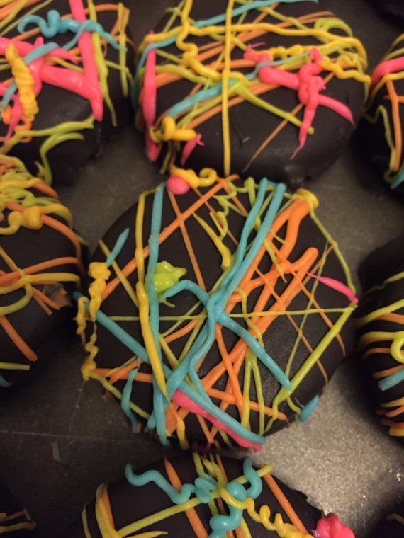 Glow Party Favors Neon Party Favors Disco Party Favors Sweet