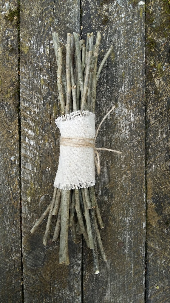 Oak Wood Branches ~ Oak tree branches wooden twigs wood sticks celtic pagan wiccan