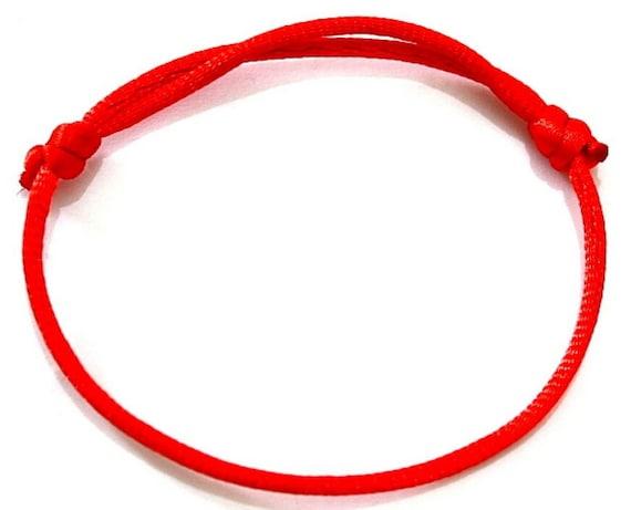 kabbalah string bracelet