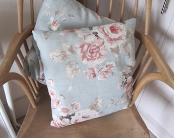 Vintage linen scatter cushions
