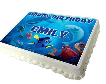 Nemo cake topper Etsy