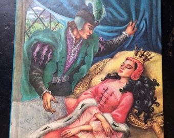 Sleeping Beauty circa 1956